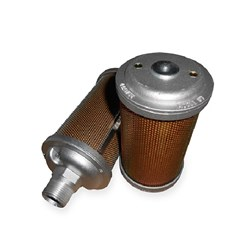 "1/2"" BSPT Air Dryer Muffler -   Allied Witan"