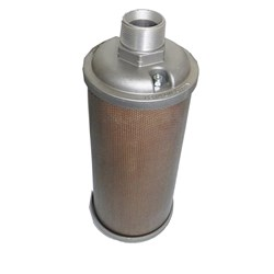 "1 1/2"" BSPT Air Dryer Muffler- Allied Witan"