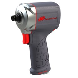 "Ingersoll Rand 15QMAX: 3/8"" Ultra Compact Air Impact Wrench, Quiet, 380ft-lbs"