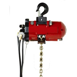 Ingersoll Rand Aro Hoist 1 Ton Capacity - 6m Single Fall Pendent