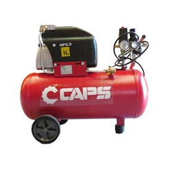 CAPS C282: 2.5hp Single Phase Piston Air Compressor (6 cfm)
