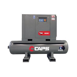 15kW CAPS Brumby Series Rotary Screw Air Compressor, 79cfm, 7bar