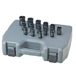 "1/2"" Metric Standard Impact Socket Set (14 Piece Set)"