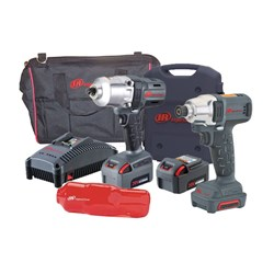 Ingersoll Rand Roofers & Installation Cordless Tool Combo Kit