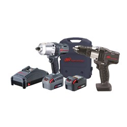Ingersoll Rand Assembly Kit: Cordless Tool Combo Set