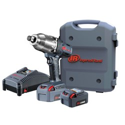 "Ingersoll Rand W7170EU-K22: 3/4"" 20V Cordless Impact Wrench Kit w/ 2 Batteries"