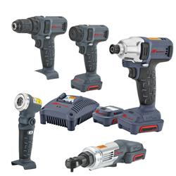 The Ultimate Ingersoll Rand 12V Cordless Kit