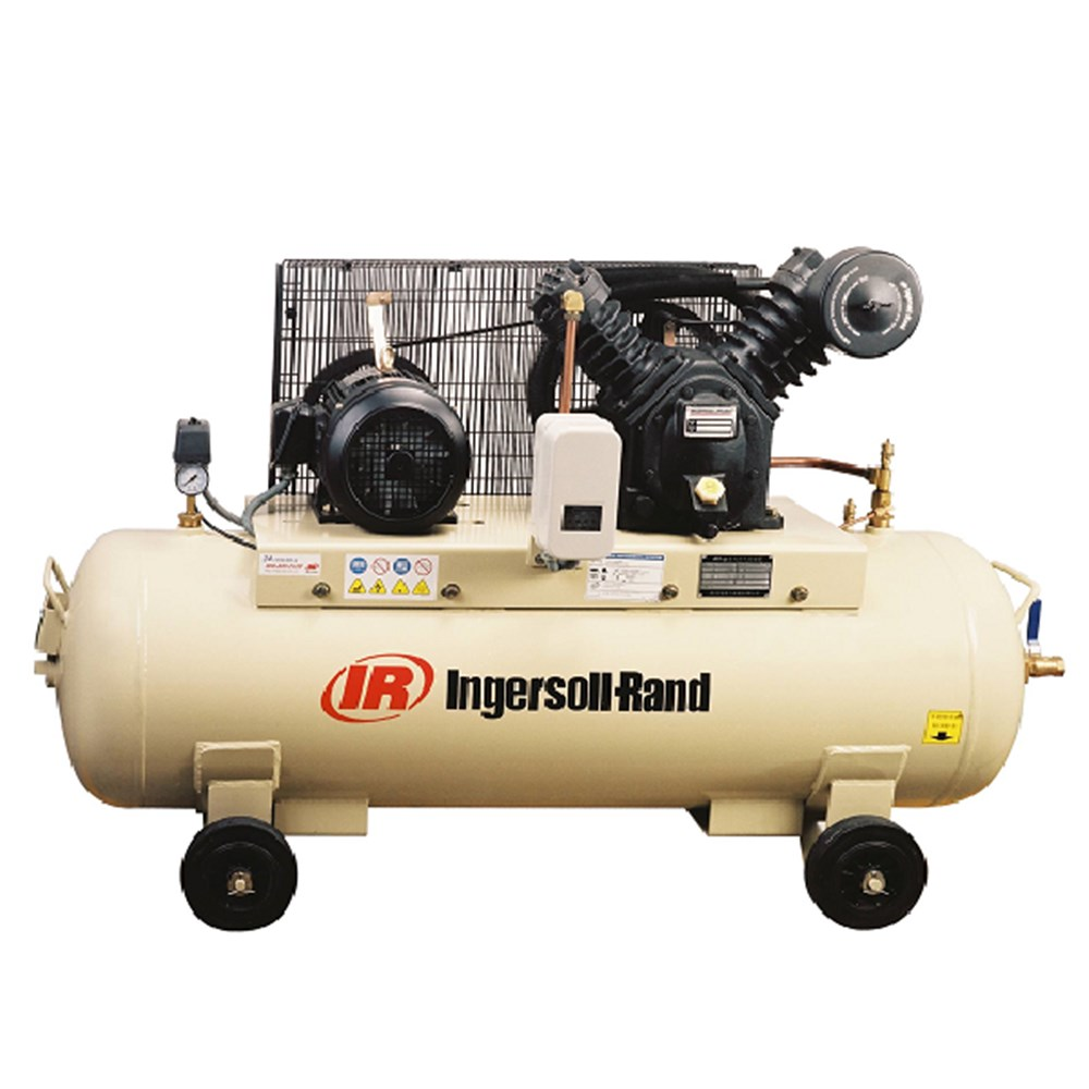 7 5hp Ingersoll Rand 2 Stage Electric Air Compressor