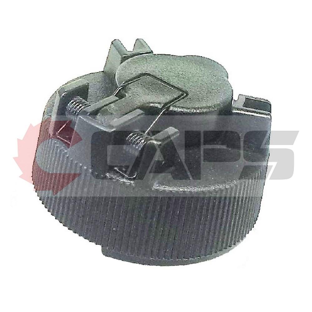Compressor Gas Cap : Fuel cap for  airman compressor caps shop