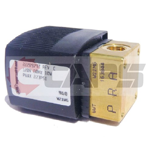 Line/Sump Solenoid Valve - Suits Ingersoll Rand UP5E