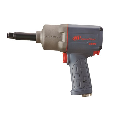 "Ingersoll Rand 2235TI-2MAX: 1/2"" Air Impact Wrench w/ 2"" Extended Anvil, 930ft-lbs"