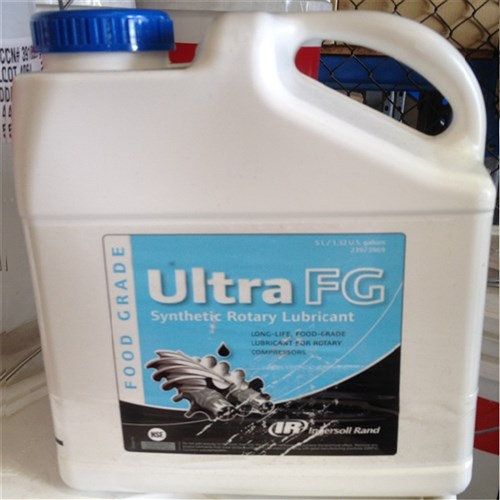 Ingersoll Rand Ultra Food Grade Lubricant (5 Litres)