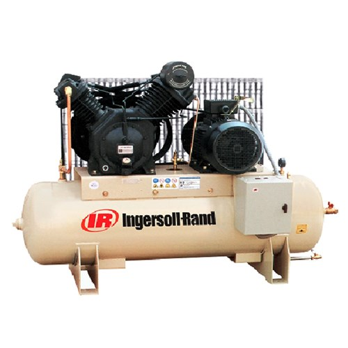 12bar Ingersoll Rand 2 Stage Electric Air Compressor 47