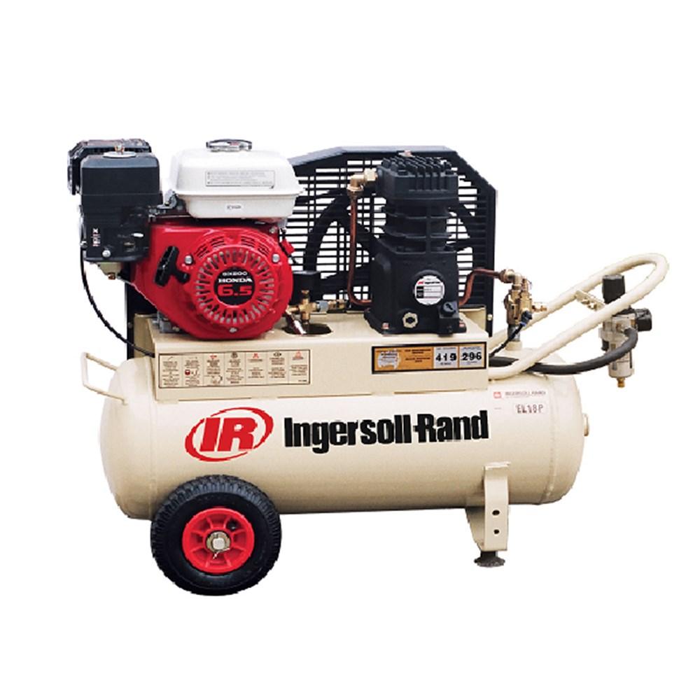 Petrol Reciprocating Piston Compressor 10cfm Ingersoll