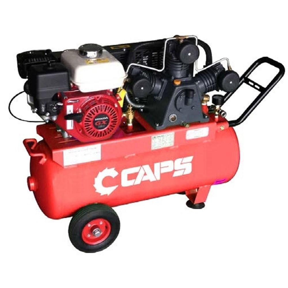 Caps honda reciprocating petrol compressor for Honda air compressor motor parts