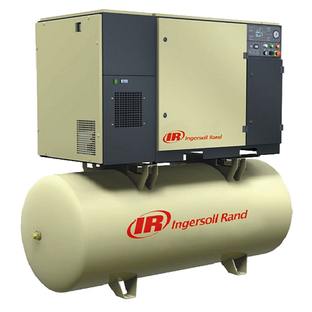 15kw Ingersoll Rand Screw Air Compressor 83 Cfm Caps Shop