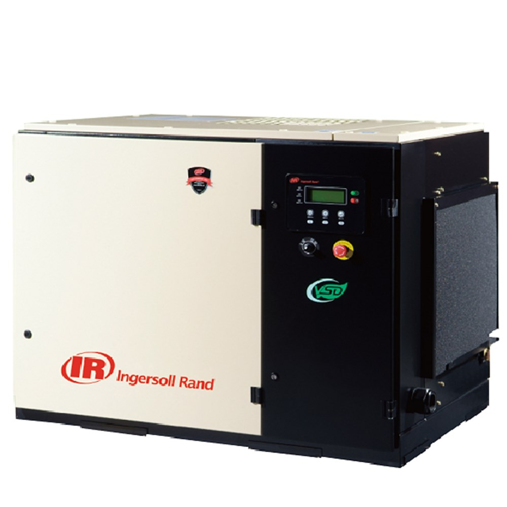 18 5kw Ingersoll Rand Screw Air Compressor 100 Cfm Caps