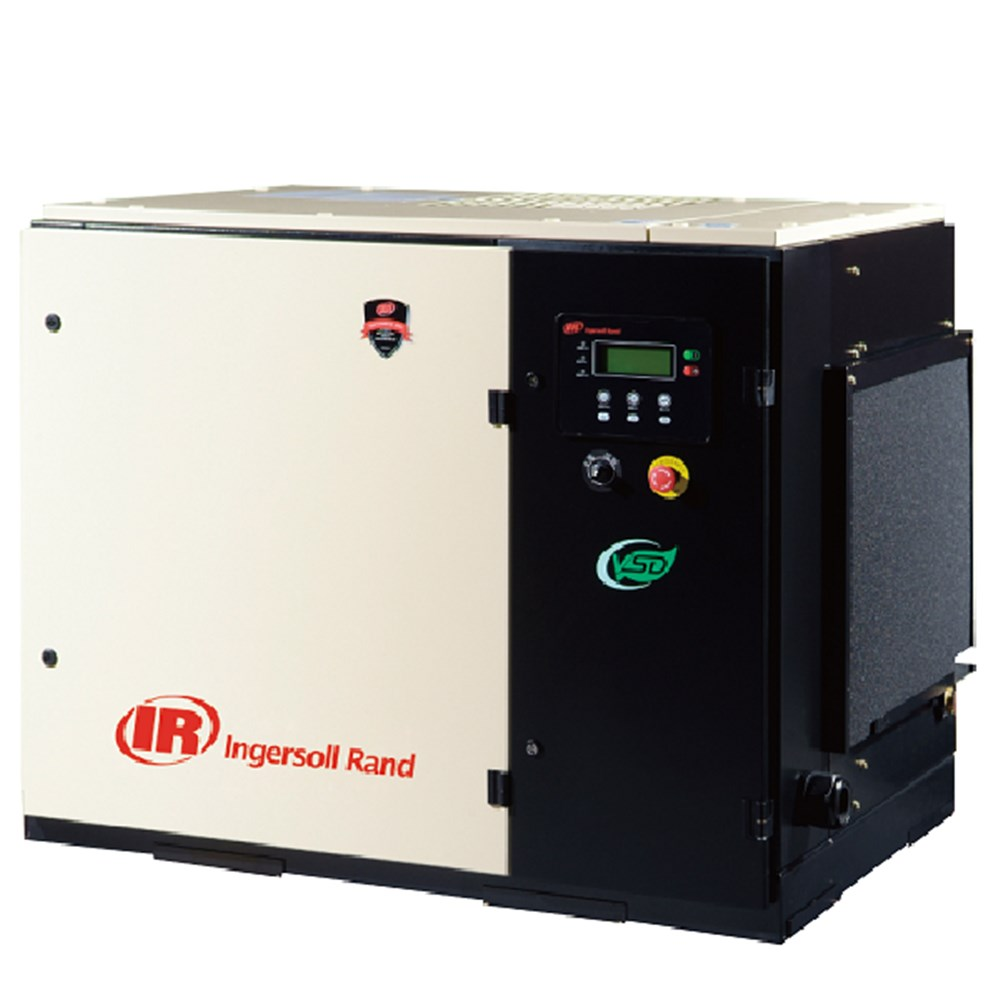 22kw Ingersoll Rand Screw Air Compressor 110 Cfm Caps Shop